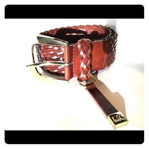 Michael Kors Cognac Belt